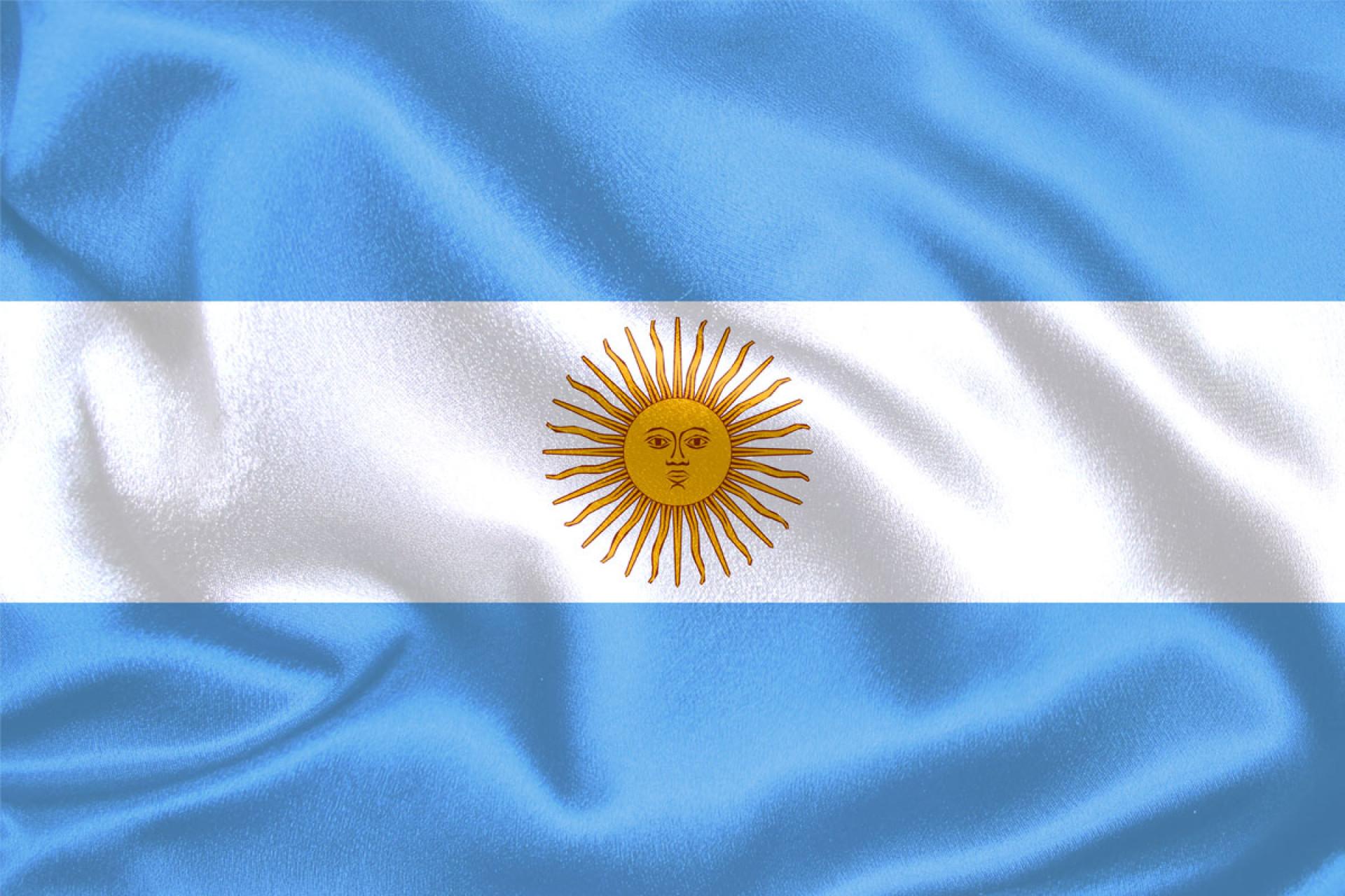 аргентина флаг фото начало
